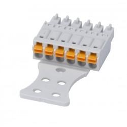 ETHTB-FBP.4 Клеммная колодка для MTQ22 X1…X4 1SAJ929200R0002  ABB