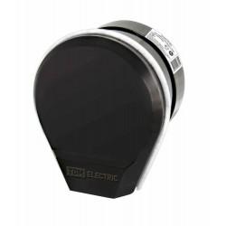 Разъём РШ-ВШ 32А 250В 2Р+РЕ ОУ черный | SQ1812-0002 | TDM