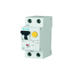 Дифф. авт.выкл. PFL4-20/1N/C/003 Хар-ка С тип АС 4.5кА | 293299 | EATON
