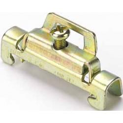 Ограничитель металлич. на DIN-рейку с 1 винтом | 32055DEK | DEKraft