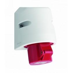 Розетка для монтажа на поверхность 5Р 16А 400V IP44 | D51S31 | ABL Sursum