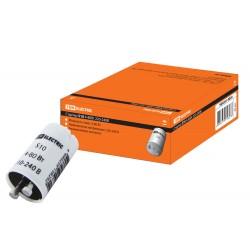 Стартер S10 4-80Вт 220-240В алюм. контакты   SQ0351-0020   TDM