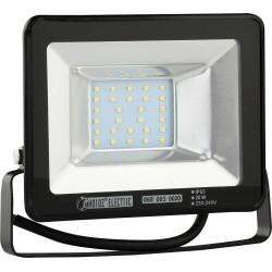 Прожектор светодиодный HL176LE 20W 6400K Черный (068-003-0020) | HRZ00001136 | HOROZ