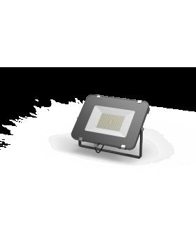 Прожектор светодиодный Qplus 400W 48000lm 6500K 175-265V IP65 графитовый линзованный 40° | 690511400L | Gauss