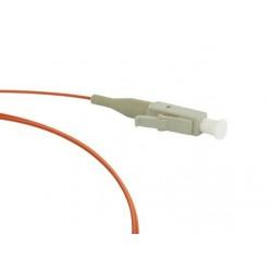 Пигтейл FPT-B9-50-LC/PR-1M-LSZH-OR волоконно-оптический MM 50/125 (OM2), LC, 1 м, LSZH | 35448 | Hyperline