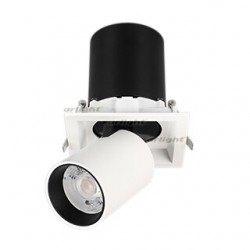 Светильник LTD-PULL-S110x110-10W Warm3000 (WH, 24 deg, 230V)   031368   Arlight