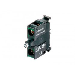 Светодиод M22-LED230-G зеленый. 12-30В АС/DC. с винт.зажим. креп. cпереди | 216559 | EATON