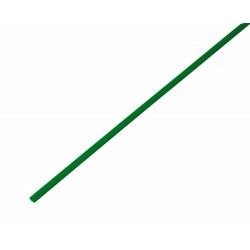 Термоусадочная трубка 2,5/1,25 мм, зеленая, упаковка 50 шт. по 1 м | 20-2503 | REXANT