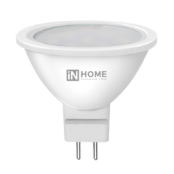 Лампа светодиодная LED-JCDR-VC 4Вт 230В GU5.3 3000К 310Лм | 4690612030678 | IN HOME
