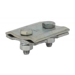 ЭРА Зажим плашечный ПА-2-2 (9,6-11,4 мм2) 3 болта (6/30/1200) | Б0038783 | ЭРА