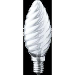 Лампа накаливания ЛОН 60Вт Е14 230В NI-TC-60-230-E14-FR   94331   Navigator