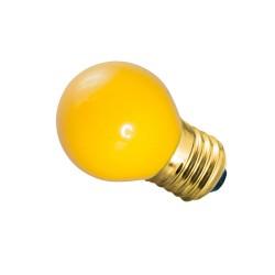 Лампа накаливания e27 10 Вт желтая колба | 401-111 | NEON-NIGHT