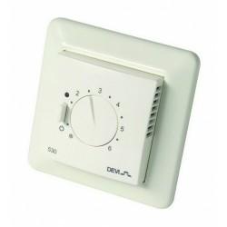 Терморегулятор с датчиком пола, DEVIreg™ D-530 (ELKO), 15А| 140F1030| DEVI
