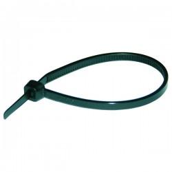Стяжка кабельная, цвет черный, устойчивая к воздействию УФ-лучей 100x2,5 мм (упак.100шт) | 262602 | Haupa