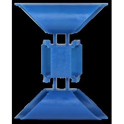 Канал-соединитель для установочных коробок С3 D=68х45мм | UKA10D-KS-UO | IEK