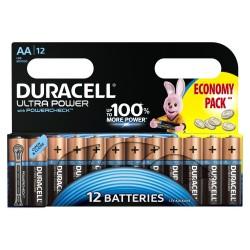 Батарейки Duracell LR6-12BL Ultra | Б0038766 | Duracell