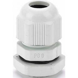 Кабельный ввод типа PG 9 диаметр кабеля 4-9мм IP5 | 32151DEK | DEKraft