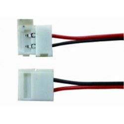 Разъем для подключения к источнику питания LED ленты 9,6W/m IP20 8mm | V4-R0-70.0024.KIT-0815 | VARTON