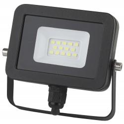 Прожектор светодиодный СДО LPR-10-4000К-М SMD Eco Slim 10Вт 4000К IP65 | Б0027785 | ЭРА
