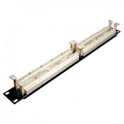 Кросс-панель 19 200-парная 2U 110 т. | CP200-2U110 | ITK