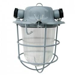 Светильник взрывозащищенный НСР 01-200-03 ШАХТЕР IP54 корпус с решеткой ГУ | 1005600004 | Элетех