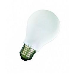 Лампа накаливания «груша» E27 95Вт 220-230В матовая CLAS A FR 95W 230V E27 FS1 | 4058075027862 | Osram