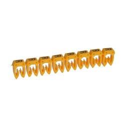 Маркер CAB 3 - для кабеля 1,5-2,5 мм? - заглавная буква R | 038347 | Legrand