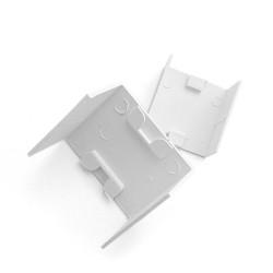 Соединитель на стык 40х16 (4 шт/комп) | PR08.2868 | Э-Пласт