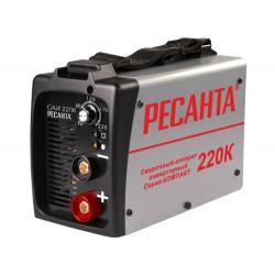 Сварочный аппарат инверторный САИ220К(компакт) | 65/37 | РЕСАНТА