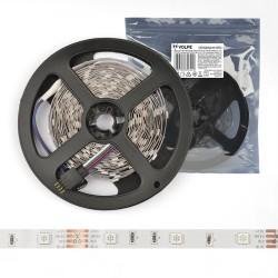 ULS-Q911 5050-30LED/m-8mm-IP20-DC12V-7,2W/m-5M-RGB Гибкая LED лента упак 5м Мультиколор | UL-00000945 | Volpe