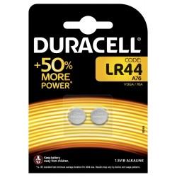 Элемент питания Duracell NEW LR44-2BL | Б0009737 | Duracell
