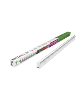 Светильник Fito для растений 8W 220lm 175-265V IP20 561*25*37мм, фиолет спектр LED | 130411908 | Gauss