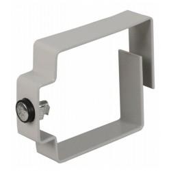 Организатор кабельное кольцо 80х80мм, серый | CR35-8080 | ITK