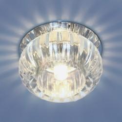 1100 G9 CL прозрачный светильник встр.   a035189   Elektrostandard