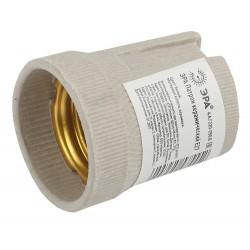 Патрон керамический Е27 | Б0027991 | ЭРА