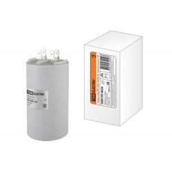 Конденсатор ДПС 450В, 50мкФ, 5%, плоский разъем | SQ0739-0026 | TDM