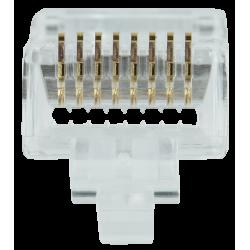 ITK Разъём RJ-45 UTP для кабеля кат.6 FPS | CS3-1C06U-FPS | ITK