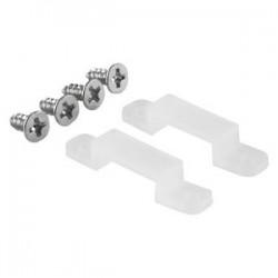Кронштейн для установки + 2 самореза, для ленты 12 мм,SMB 50X2 LS AY VAL-12/SMB 50X2 | 4058075411708 | LEDVANCE