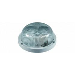 Светильник НПП 03-60-1301 круг б/р прозрачный ЛУНА-1 IP65 | 11663 | Владасвет