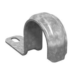Скоба кабельная однолапковая 8-9 | СКО-8-9 | OSTEC