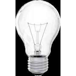 Лампа накаливания OI-A-60-230-E27-CL | 71662 | ОНЛАЙТ