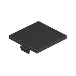 Заглушка для отверстия Modul45 (полиамид,черный) (LP 45) | 7407584 | OBO Bettermann
