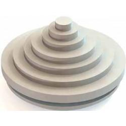 Cальник диаметр кабеля 25-28мм СЕРЫЙ IP55 КВ-103 | 32191DEK | DEKraft