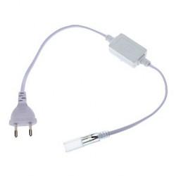 Шнур питания с вилкой для ленты 220В G-5050-P-IP20 уп. по 1шт   5215   General