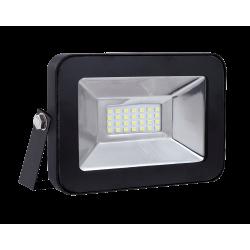 Прожектор светодиодный СДО-07-10 черный IP65   4690612018591   ASD