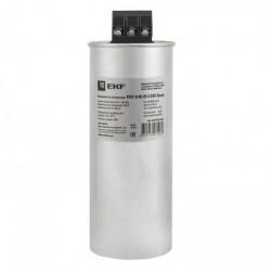 Конденсатор косинусный КПС-0,45-20-3 EKF Basic | kps-0,45-20-3-bas | EKF
