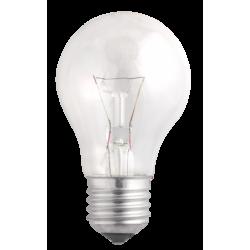 Лампа накаливания ЛОН 40Вт Е27 240В A55 clear (Б 230-40-5) | 3326623 | Jazzway