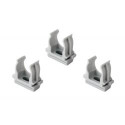 Крепеж-клипса для трубы 25 мм (100шт) | SQ0405-0003 | TDM