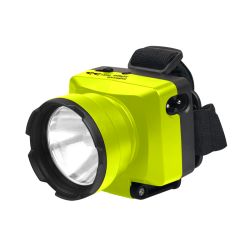 Фонарь AccuFH7-L1W-gn (зел.) | 2857620 | ФАZА