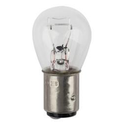 Автолампа P21/5W BAY15d (лампа для указателей поворота и стоп-сигнала) | Б0036801 | ЭРА